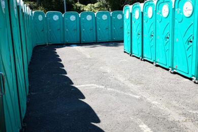 Toalety przenośne na Śląsku